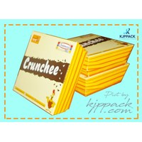 Jual Kotak Makanan Ringan snack box bahan food grade ( MIN ORDER PRINTING HANYA 1000PCS ) 2