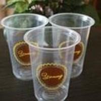 Sablon atau cetak gelas plastik tebal berkualitas