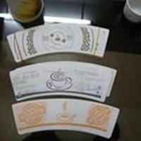 Jual Cetak Mangkok Kertas 17oz atau Paper Bowl Cup 17oz ( MIN ORDER PRINTING HANYA 1000PCS ) 2