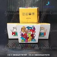 Jual food Pail Box size M