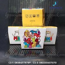 food Pail Box size M