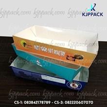 Food Tray L Kipas POLOS  Size 18 x 10 5 x 3 8 cm