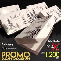 Jual Promo Cetak Lunch Box size M dengan minimal order 1200 pcs