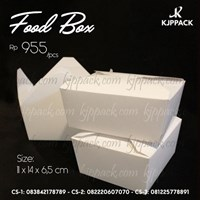 FOOD BOX  Kemasan Food Grade