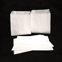 Jual Paper Bag food grade tahan minyak greseeproof size 17 ( MIN ORDER PRINTING HANYA 1000PCS )
