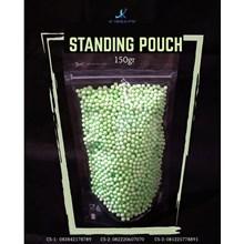 Plastik Kemasan Standing Pouch 150 gram ( MIN ORDER PRINTING HANYA 1000PCS )