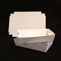 Jual Food Tray M Kait Polos