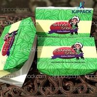 Jual Lunch Box cetak printing size L