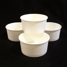 Paper Bowl soup cup 24 oz kapasitas 720 ml ( MIN ORDER PRINTING HANYA 1000PCS )