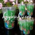 Cetak Printing Plastic cup 16 oz 2