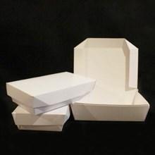 Box makanan kertas bahan food grade laminasi