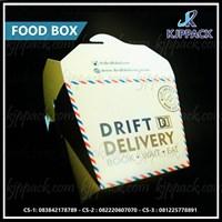 Jual Cetak Printing Food Pail Size Large