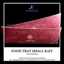 box makanan Siap Saji Food Tray food grade