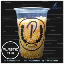 Sablon Plastik cup Berkualitas