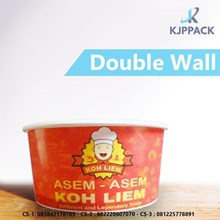 Double Wall Soup Cup 24 oz