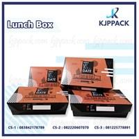 Printing Lunch Box  Murah - Kemasan Makanan Printing Full Color