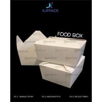 Jual Kotak Kemasan / Food Box L - Cs4