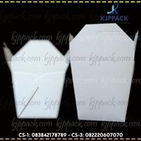 Cetak Kemasan Chinese Box atau Nasi Box