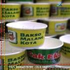 Kemasan Bakmi GM / Mangkok bubur - Paper Bowl Kemasan Makanan Berkuah 1