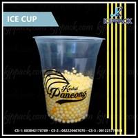 Plastik cup ukuran 16 oz untuk Minuman Kopi atau Jus  1