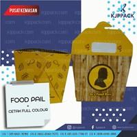 Cetak Kemasan Rice Box Ukuran Medium  1