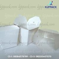Jual Cetak Kemasan Rice Box Ukuran Medium  2