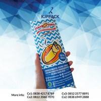 Kemasan Makanan Higienis - PRINTING KEBAB BOX - KEBAB BOX POLOS