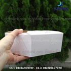 FOOD BOX - Kemasan Makanan Unik - Cetak Kemasan BAHAN FOOD GRADE (MIN ORDER HANYA 1200 PCS) 2