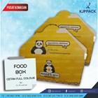 FOOD BOX - Kemasan Makanan Unik - Cetak Kemasan BAHAN FOOD GRADE (MIN ORDER HANYA 1200 PCS) 1