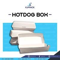 Hotdog Box - Box Sosis - Kemasan Hotdog - Kemasan Sosis 1