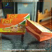 Cetak Kemasan Kotak Makanan / Makanan Box 1