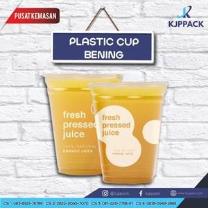 Plastic Cup PP 16oz (480ml) - Gelas Plastik PP 16oz - Cetak Sablon 1 MINGGU JADI