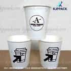 Paper Cup SAblon / SAblon Gelas Kertas Minuman Panas 2