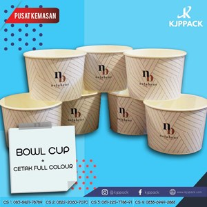 Paper Bowl 17oz (500ml)