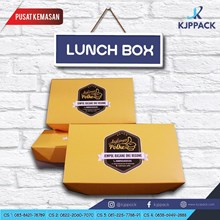 Kotak Makan (LUNCH BOX PRINTING Bahan Food Grade)