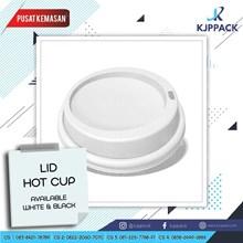 Tutup Gelas Kertas / Lid Hot Cup Paper