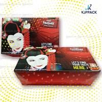 Lunch Box Bahan Paper Food Grade Anti Minyak Termurah di Jakarta