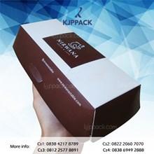 Cetak Kemasan Food Grade - Hot Dog box - Box Sate - Box Sosis - Box Sushi