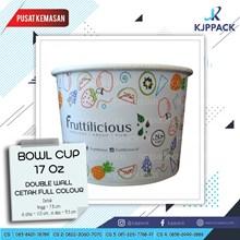 Paper Bowl 17oz - Mangkok Kertas Murah - Paper Soup Cup