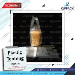 Kantong Plastik untuk 1 Gelas/Cup