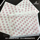 Plastik Wrapping PAPER BURGER - ALAS MAKANAN ANTI MINYAK 4