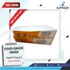 Kemasan Dine in Murah - Food tray berbahan Food grade Praktis dan Higenis 1