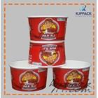 Mangkok Kertas - Paper Bowl - Soup cup packaging makanan berkuah Anti Bocor Praktis dan Higenis 2