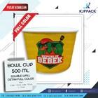Mangkok Kertas - Paper Bowl - Soup cup packaging makanan berkuah Anti Bocor Praktis dan Higenis 1