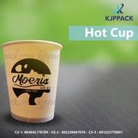 Paper Cup Kudus - Cetak Sablon Paper Cup susu/Kopi/Minuman Hangat Caffee Moeria Kudus