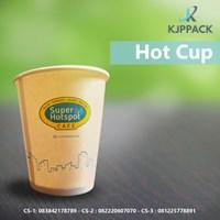 Paper cup SuperHotpost Joga - Menerima Sablon Paper Cup Harga Murah - Jogja dan sekitarnya