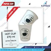 Desain Hot Cup Unik - Desain Paper Cup kopi - Cetak custom gelas kertas