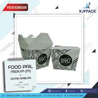 Food Pail / Rice Box / Chinese Box Custom Desain Printing -  Jakarta dan sekitarnya