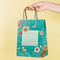Tas Kertas - Paper Bag - Shopping bag murah - Custom ukuran dan desain Kota semarang