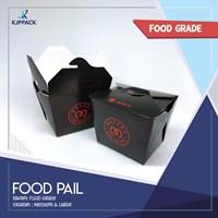 Packaging makanan kabupaten bima - Rice box Nusa Tenggara Barat Indonesia